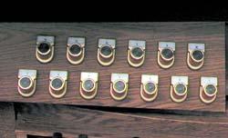 Ahlborn-Galanti Organs, Features 2100